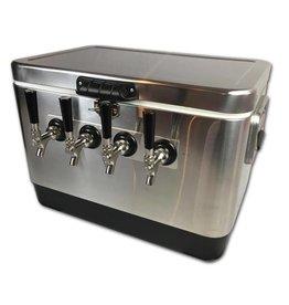 Coldbreak Brewing Jockey Box - 4 Tap (SPT)