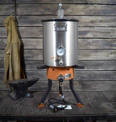 Anvil Anvil Kettle, Burner, and Ferment in a Kettle