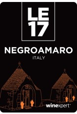 WineExpert Negroamaro with grape skins LE17 (April)