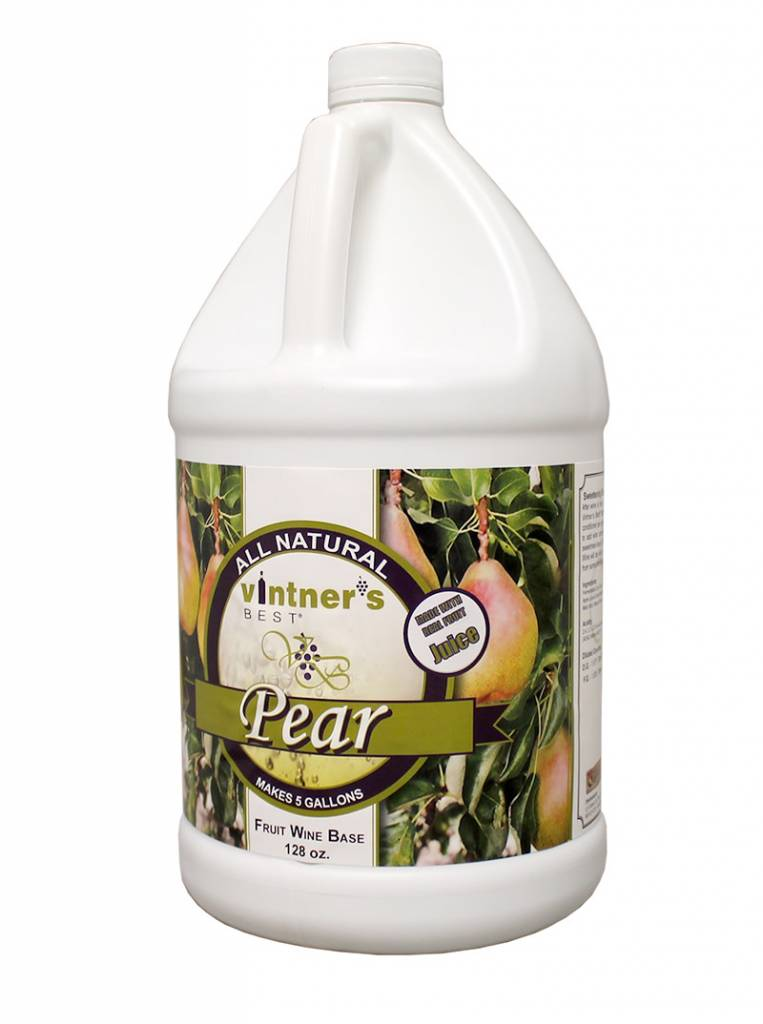 Vintners Best Vintner's Best Pear Fruit Wine Base (1 gallon)