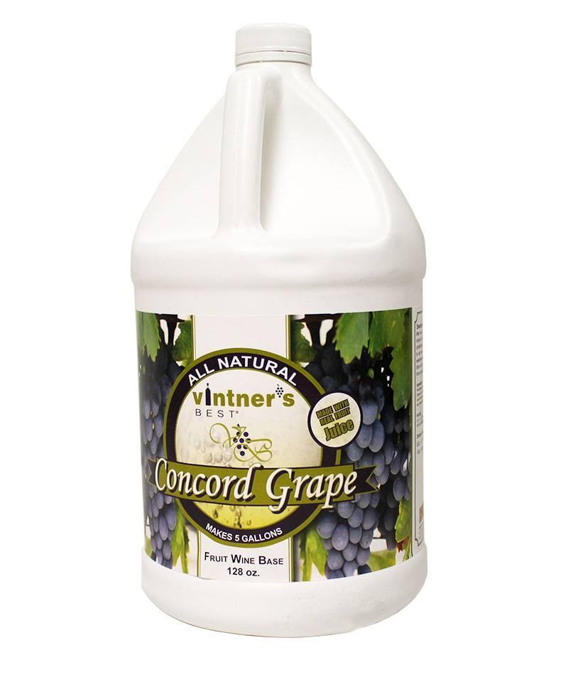 Vintners Best Vintner's Best Concord Fruit Wine Base (1 gallon)