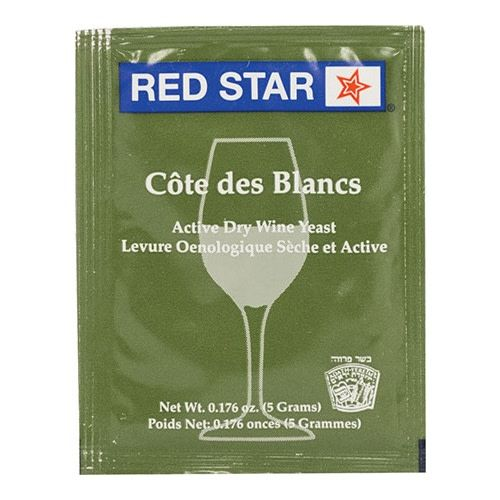 Red Star Red Star Cote De Blanc Wine Yeast