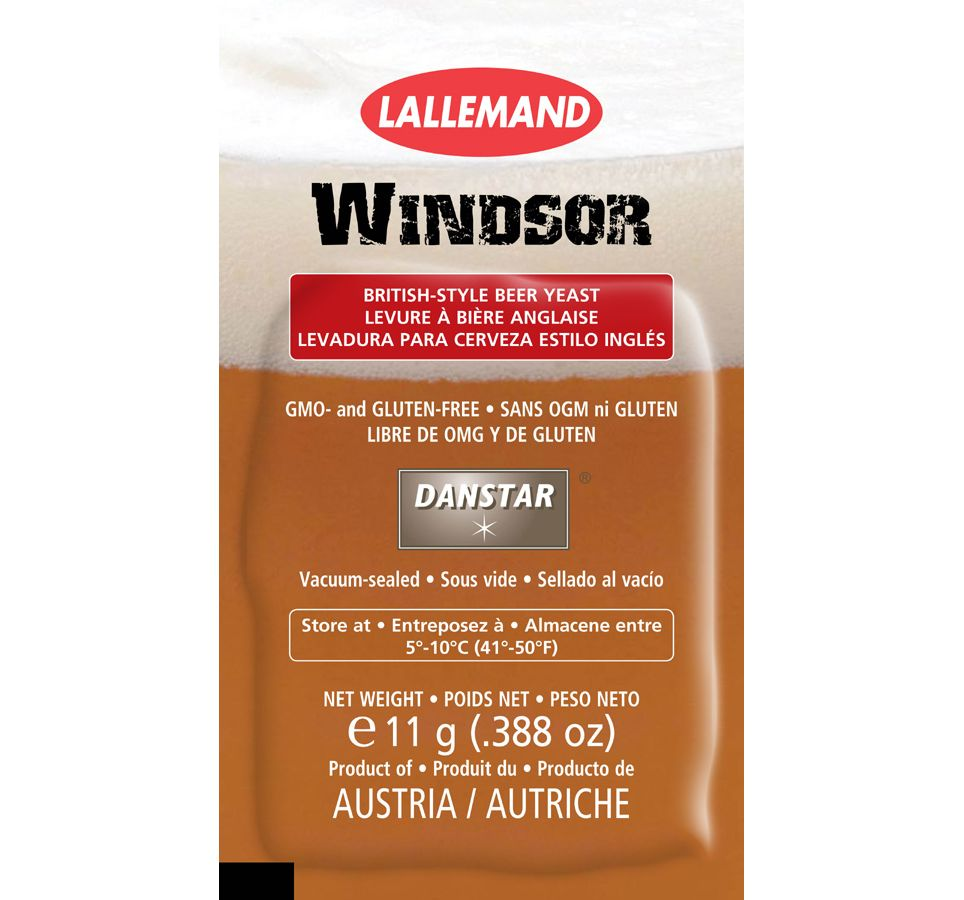 Lallemand Windsor Ale Yeast (Lallemand)