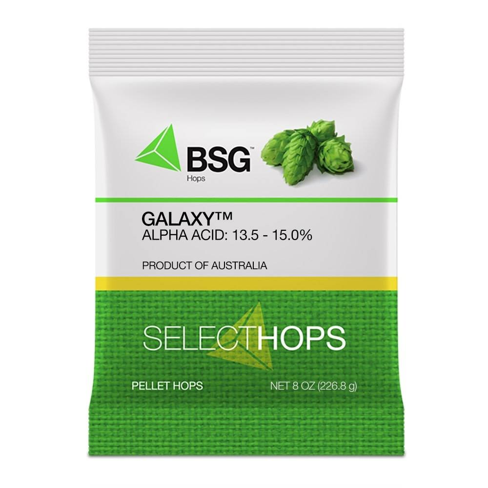 Galaxy Hop Pellets 8 OZ (AU)