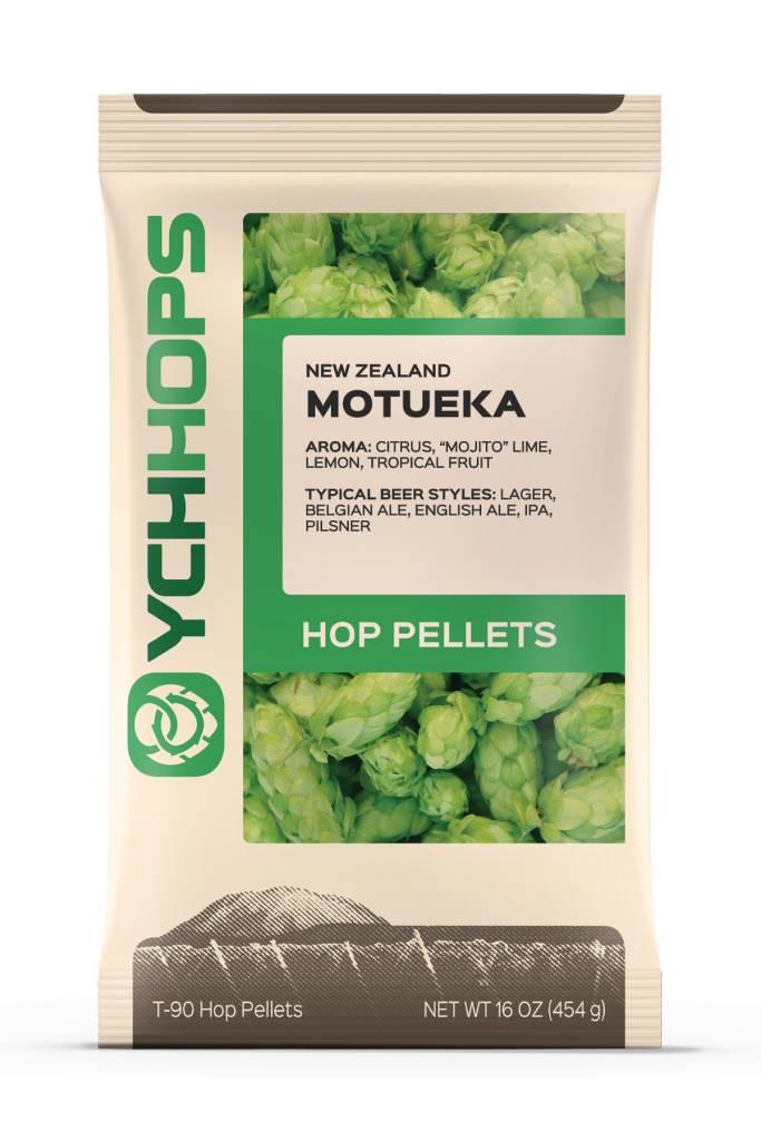 YCH Hops Motueka Hop Pellets 1 OZ (NZ)