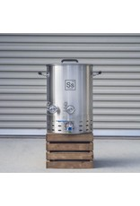 SS Brewing Technologies 10 gallon SS Brew Kettle Brewmaster Edition