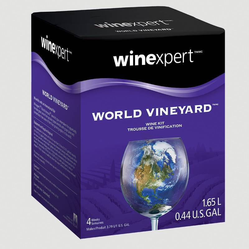 WineExpert Chilean Merlot (Makes 1 Gallon)