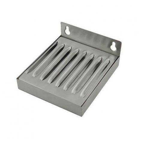 "Foxx Equipment Company Drip Tray 4"" 1"" Back"