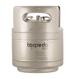 Torpedo Slimline Torpedo Ball Lock Keg (1.5 gallon)