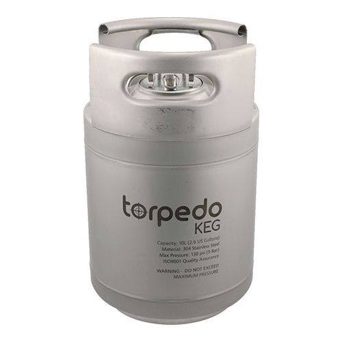 Torpedo Torpedo Ball Lock Keg