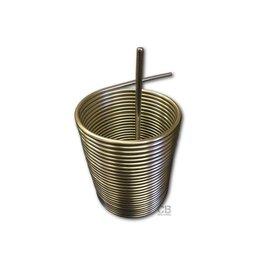 "Coldbreak Brewing Jockey Box Coil - 7"" Diameter"