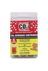 16g Unthreaded CO2 Cartridge (6 Pack)