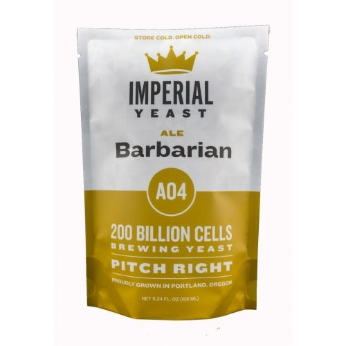 Imperial Yeast Imperial Organic Yeast (Barbarian)