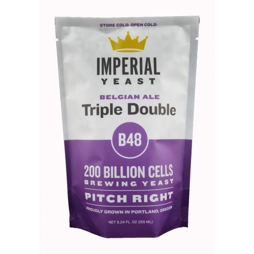 Imperial Yeast Imperial Organic Yeast (Triple Double)
