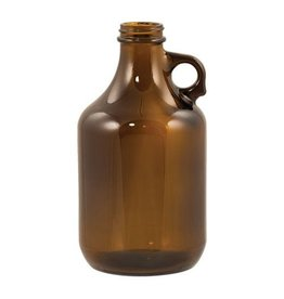 32 oz Amber Growler