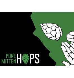 Pure Mitten Hops Vojvodina Hop Pellets 1 OZ (Pure Mitten)