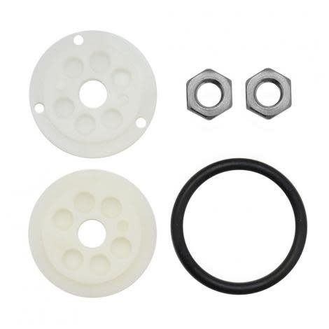 Foxx Equipment Company Piston/O-Ring/Nuts