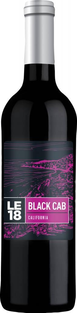 WineExpert LE18 Black Cab (Lodi, California)