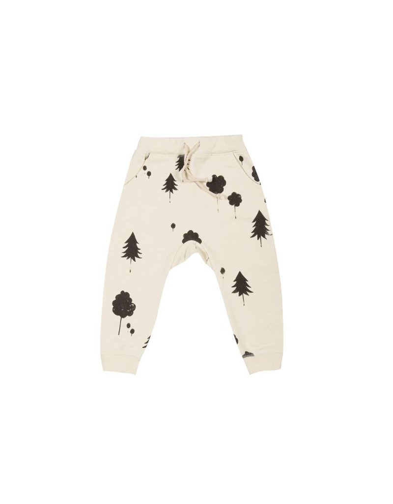 RYLEE AND CRU Forest Sweatpant