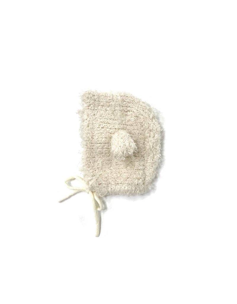 RYLEE AND CRU Furry Lamb Hat