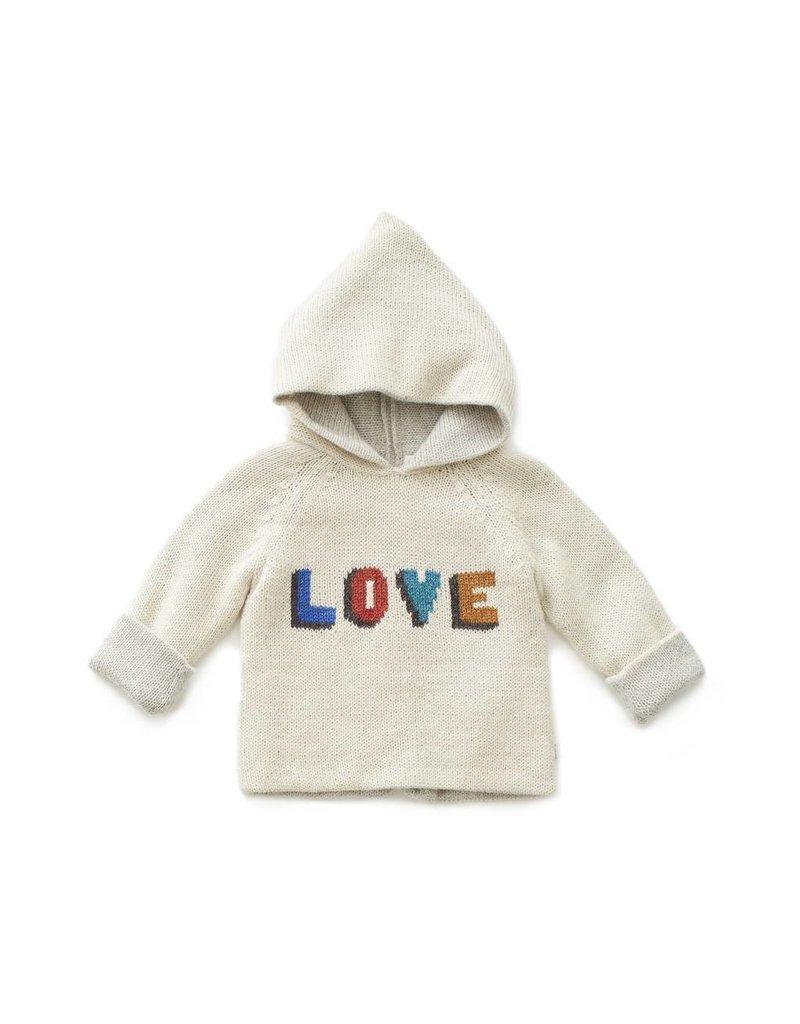 OEUF Baby Love Hoodie