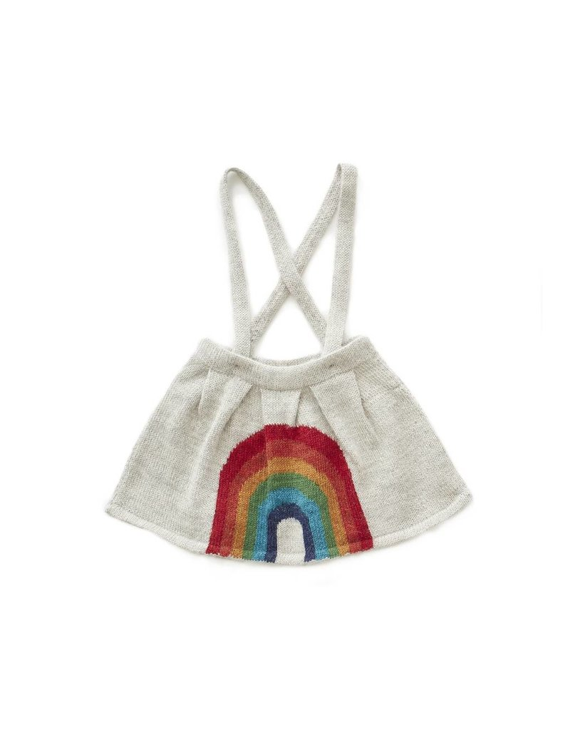 OEUF Rainbow Skirt