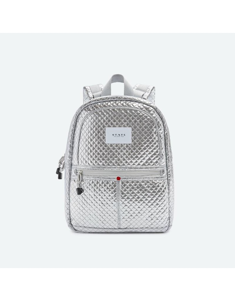 STATE BAGS Mini Kane Quilted Backpack