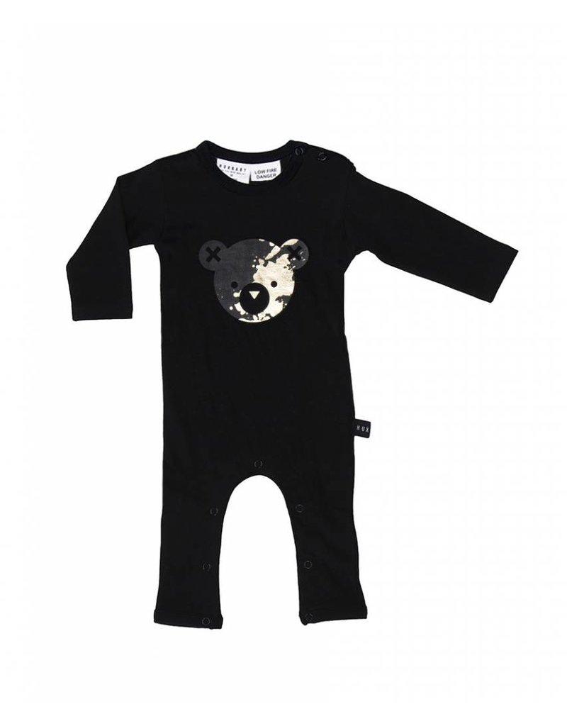 HUX BABY Splash Bear Romper