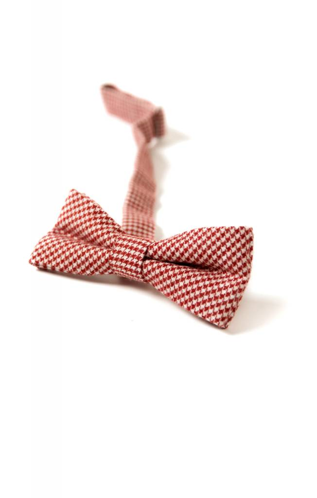 APPAMAN Houndstooth Bow Tie