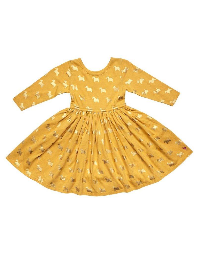 PINK CHICKEN Steph Dress