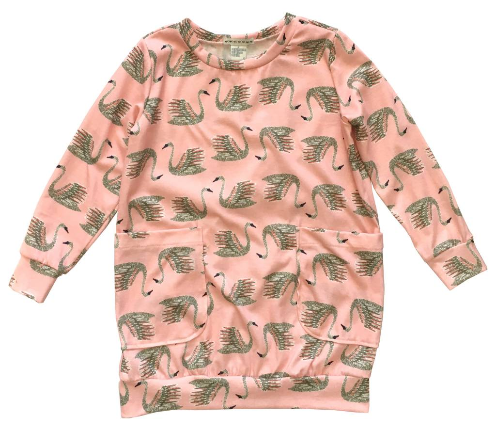 ANTHEM OF THE ANTS Big Girl City Tunic