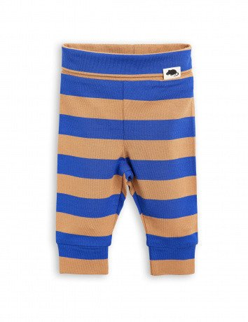 MINI RODINI Baby Blockstripe Legging