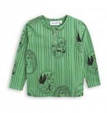 MINI RODINI Fox Family Grandpa Shirt