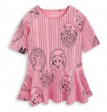 MINI RODINI Fox Family Dress