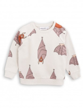 MINI RODINI Bats Sweatshirt
