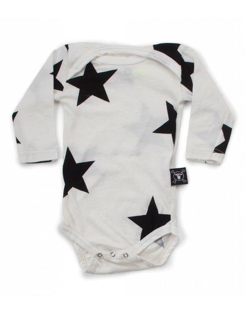 NUNUNU Star Bodysuit