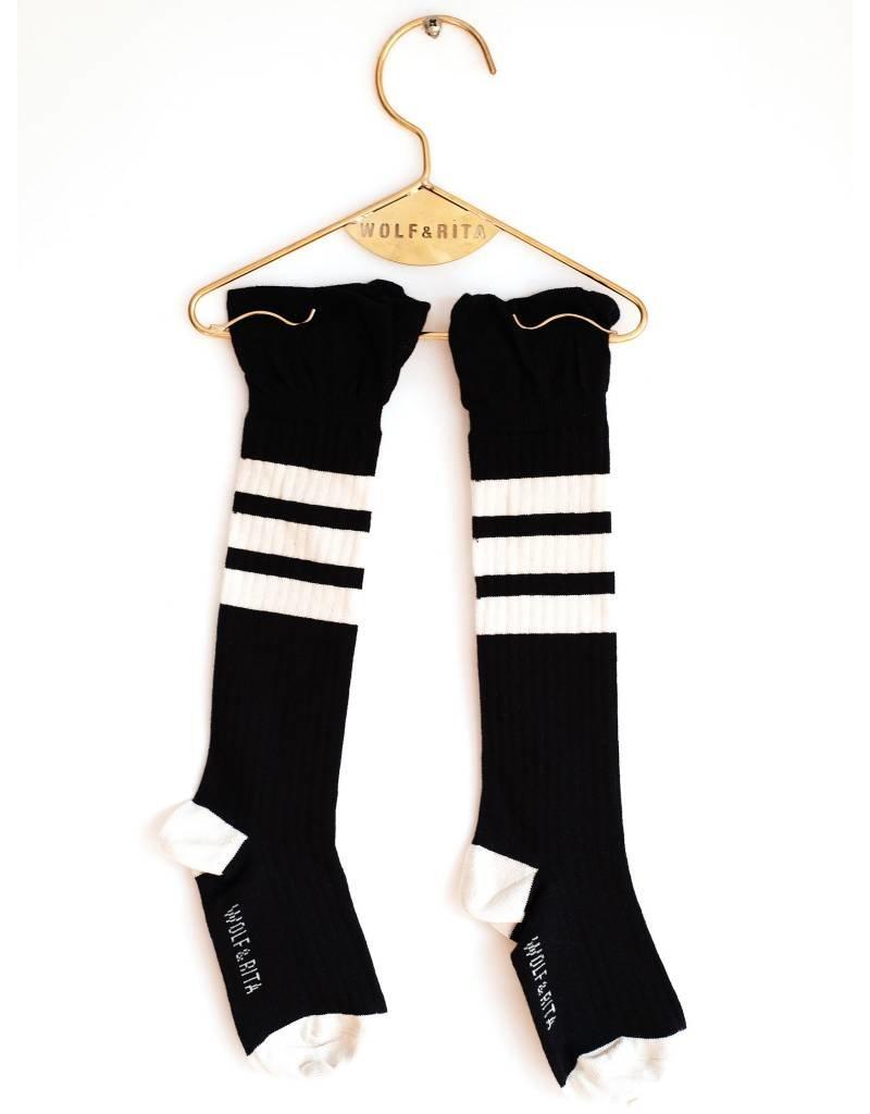 WOLF AND RITA Frills Socks
