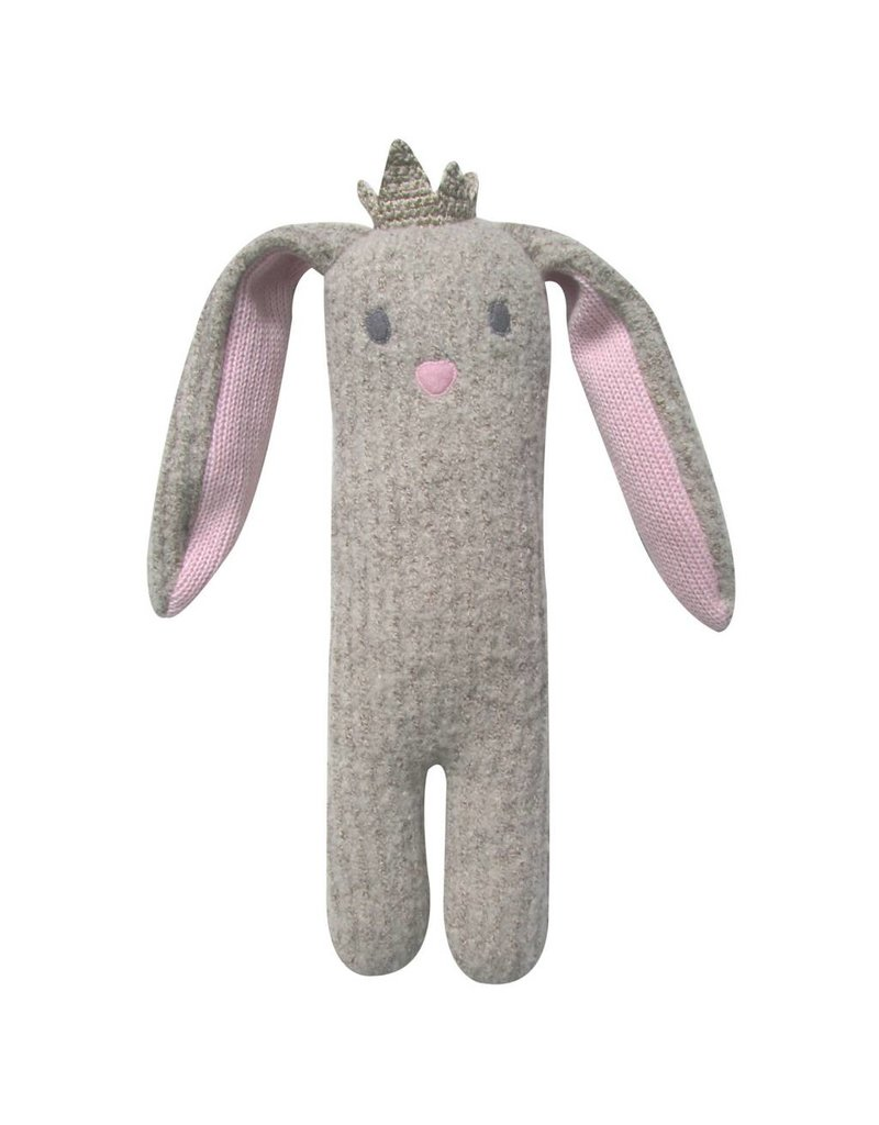 Knit Bunny Toy