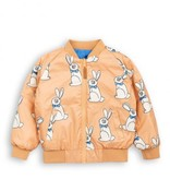 MINI RODINI Rabbit Insulator Jacket
