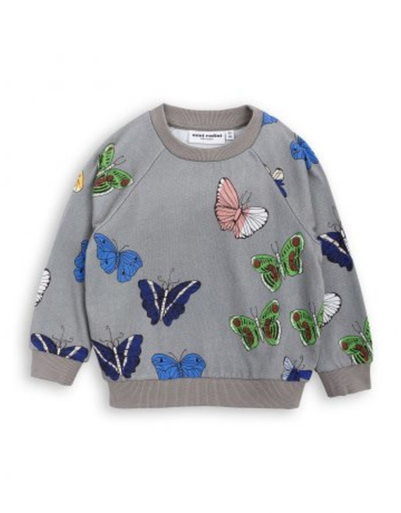 MINI RODINI Butterflies Sweatshirt