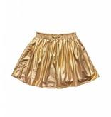 PINK CHICKEN Luna Lame Skirt