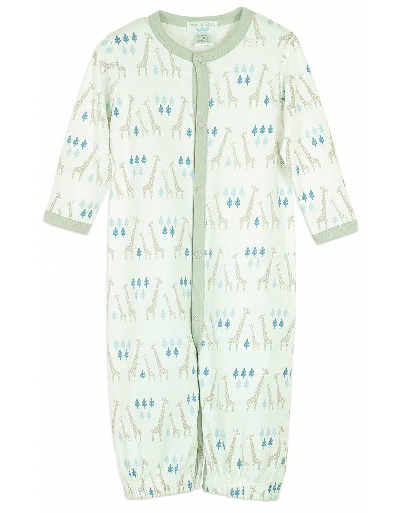 FEATHER BABY Giraffe Converter Gown