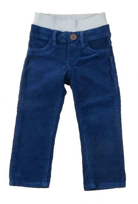 HOONANA Navy Corduroy Pants