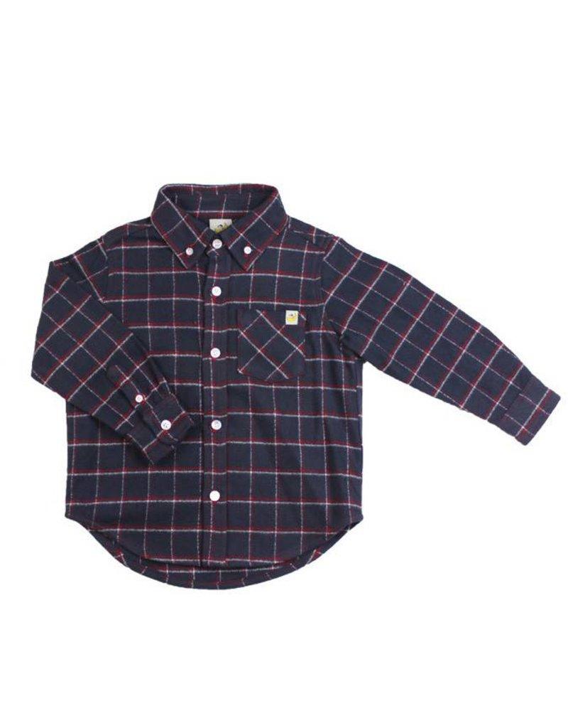 HOONANA Mountain Flannel Shirt