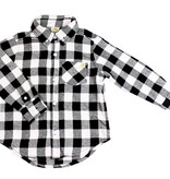 HOONANA Buffalo Check Flannel Shirt