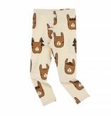 TINY COTTONS Llama Heads Pants