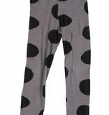 JOAH LOVE Dot Print Crossover Waist Leggings