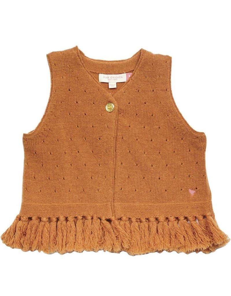 PINK CHICKEN Victoria Vest