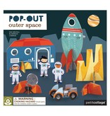 PETIT COLLAGE Outer Space Pop-Out