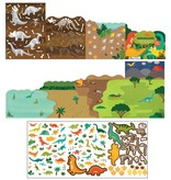 PETIT COLLAGE Dinosaurs Sticker Activity Set
